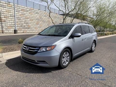 2016 Honda Odyssey for sale at AUTO HOUSE TEMPE in Tempe AZ