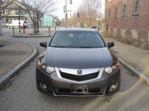 2010 Acura TSX for sale at EBN Auto Sales in Lowell MA
