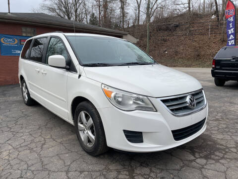 2011 Volkswagen Routan for sale at Doctor Auto in Cecil PA