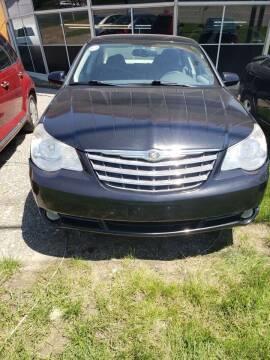 2007 Chrysler Sebring for sale at Fansy Cars in Mount Morris MI
