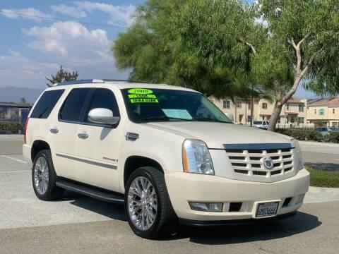 2008 Cadillac Escalade for sale at Esquivel Auto Depot in Rialto CA