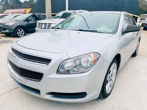 2011 Chevrolet Malibu for sale at Auto Space LLC in Norfolk VA