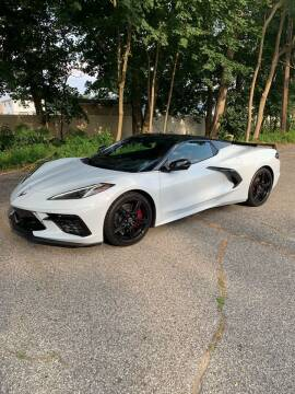 2021 Chevrolet Corvette for sale at Long Island Exotics in Holbrook NY