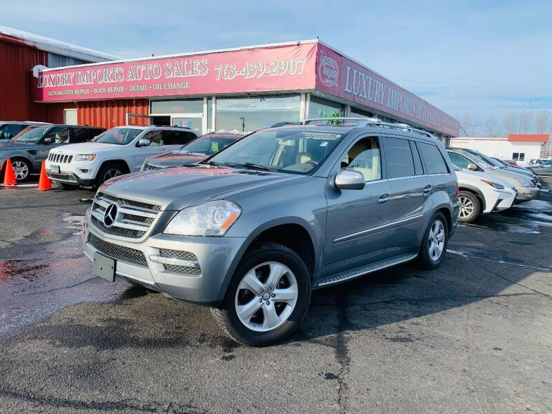 2010 Mercedes-Benz GL-Class for sale at LUXURY IMPORTS AUTO SALES INC in North Branch MN