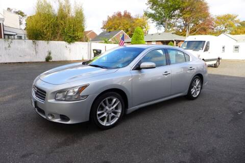 2010 Nissan Maxima for sale at FBN Auto Sales & Service in Highland Park NJ