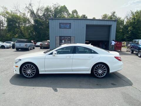 2015 Mercedes-Benz CLS for sale at Access Auto Brokers in Hagerstown MD