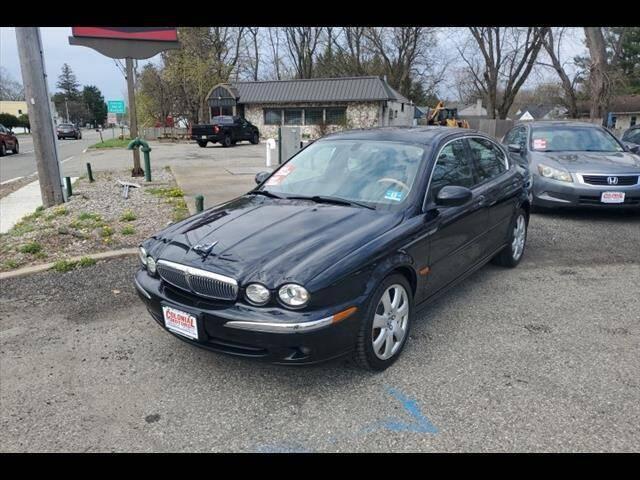 2004 Jaguar X-Type for sale at Colonial Motors in Mine Hill NJ