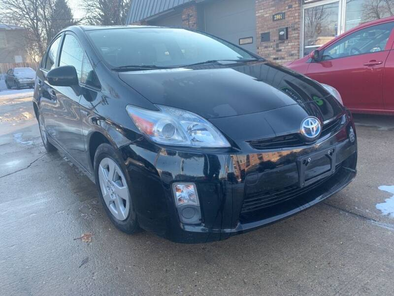 2010 Toyota Prius for sale at LOT 51 AUTO SALES in Madison WI