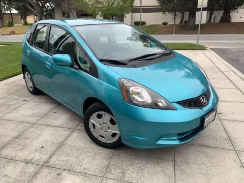 2012 Honda Fit for sale at Top Motors in San Jose CA