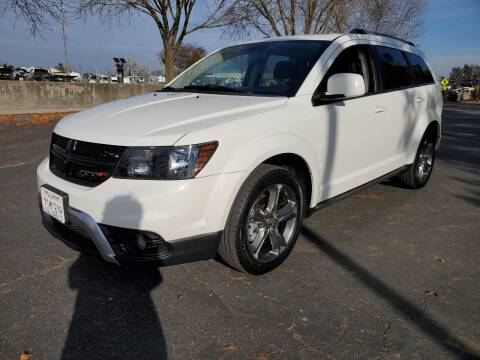 2016 Dodge Journey for sale at Matador Motors in Sacramento CA