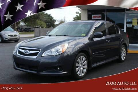 2012 Subaru Legacy for sale at 2020 AUTO LLC in Clearwater FL