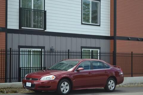 2009 Chevrolet Impala for sale at Skyline Motors Auto Sales in Tacoma WA