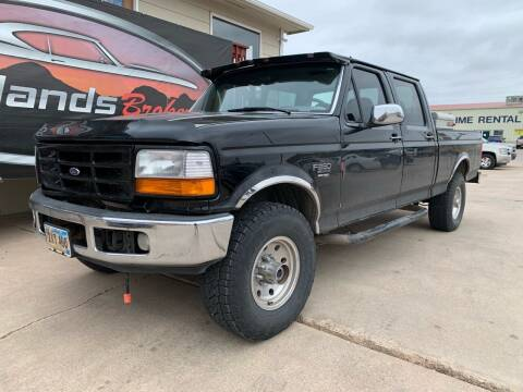 1997 Ford F-250 for sale at Badlands Brokers in Rapid City SD