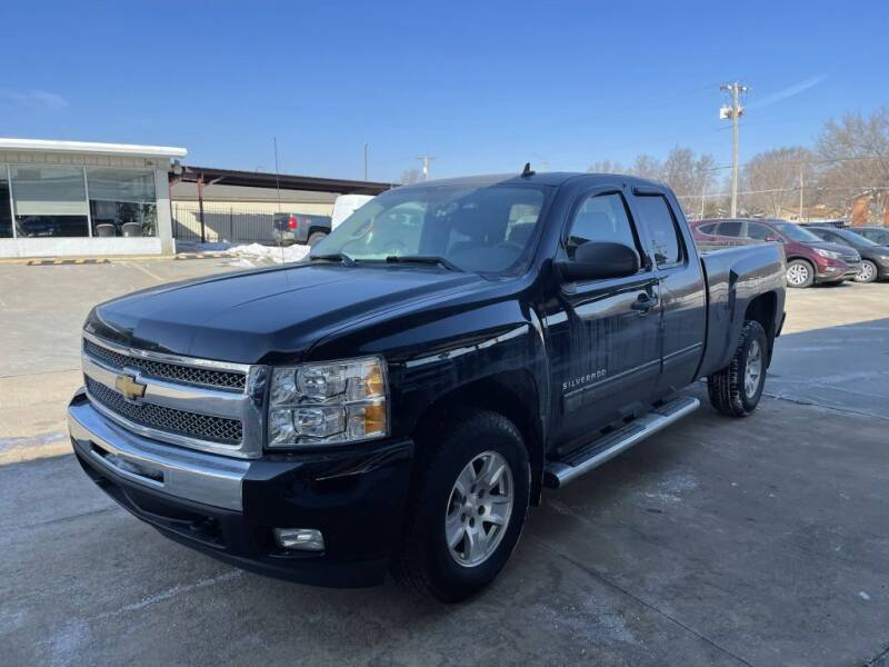 2013 Chevrolet Silverado 1500 for sale at Kansas Auto Sales in Wichita KS
