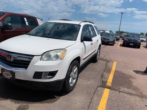 2007 Saturn Outlook for sale at El Rancho Auto Sales in Marshall MN