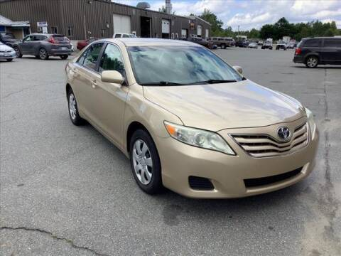 2011 Toyota Camry for sale at SHAKER VALLEY AUTO SALES in Enfield NH