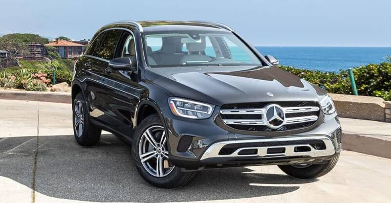 2020 Mercedes-Benz GLC for sale at Econo Auto Sales Inc in Raleigh NC