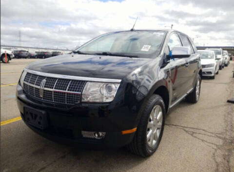 2008 Lincoln MKX for sale at HW Used Car Sales LTD in Chicago IL