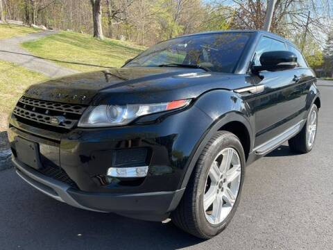 2013 Land Rover Range Rover Evoque Coupe for sale at NEW ENGLAND AUTO MALL in Lowell MA