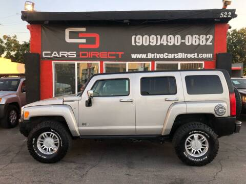 2006 HUMMER H3 for sale at Cars Direct in Ontario CA