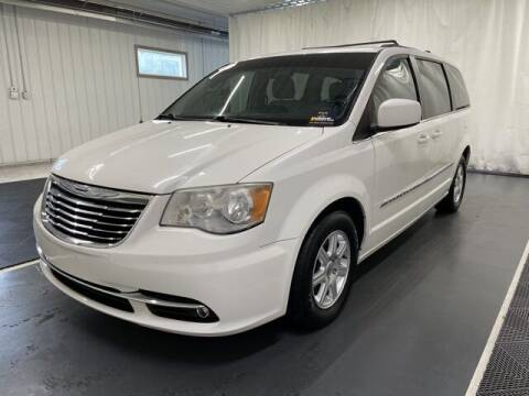 2013 Chrysler Town and Country for sale at Monster Motors in Michigan Center MI