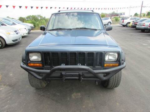 2001 Jeep Cherokee for sale at Granite Motor Co 2 in Hickory NC