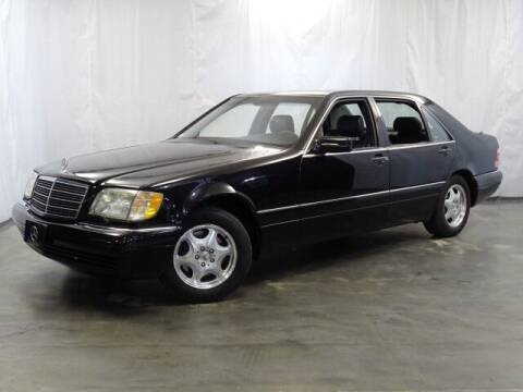 1997 Mercedes-Benz S-Class for sale at United Auto Exchange in Addison IL