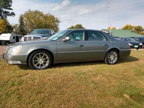 2008 Cadillac DTS for sale at Paulson Auto Sales in Chippewa Falls WI