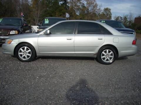 2003 Toyota Avalon for sale at Car Check Auto Sales in Conway SC