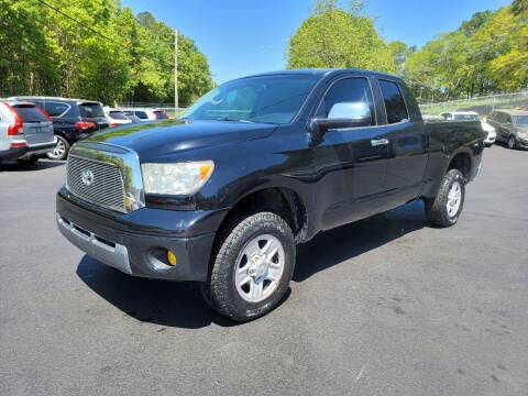 2007 Toyota Tundra for sale at GA Auto IMPORTS  LLC in Buford GA