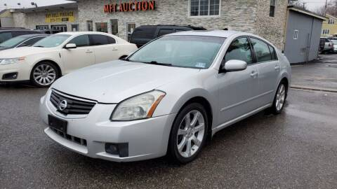 2008 Nissan Maxima for sale at MFT Auction in Lodi NJ