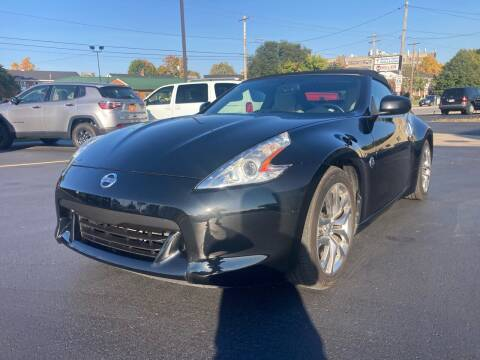 2010 Nissan 370Z for sale at RABIDEAU'S AUTO MART in Green Bay WI