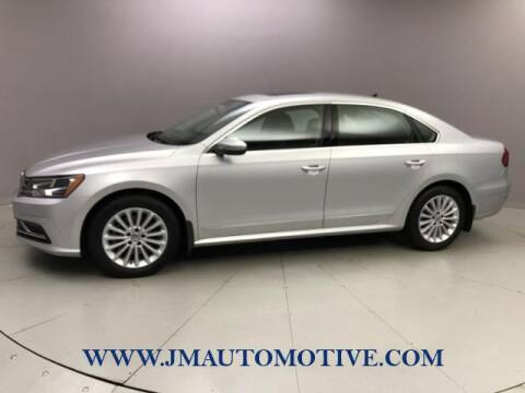 2017 Volkswagen Passat for sale at J & M Automotive in Naugatuck CT