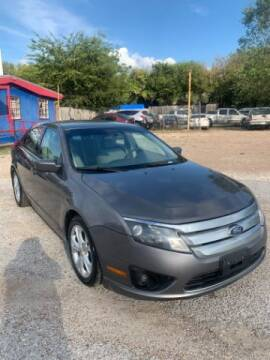 2012 Ford Fusion for sale at Twin Motors in Austin TX