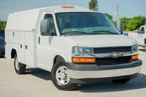 2018 Chevrolet Express Cutaway for sale at JumboAutoGroup.com in Hollywood FL
