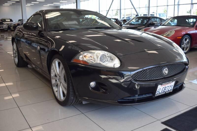 2008 Jaguar XK-Series for sale at Legend Auto in Sacramento CA