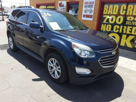 2016 Chevrolet Equinox for sale at Sunday Car Company LLC in Phoenix AZ