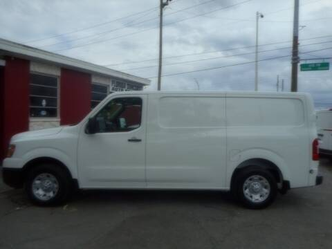 2018 Nissan NV Cargo for sale at Florida Suncoast Auto Brokers in Palm Harbor FL