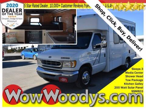 1999 Ford E-Series Chassis for sale at WOODY'S AUTOMOTIVE GROUP in Chillicothe MO
