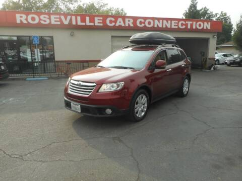 2009 Subaru Tribeca for sale at ROSEVILLE CAR CONNECTION in Roseville CA