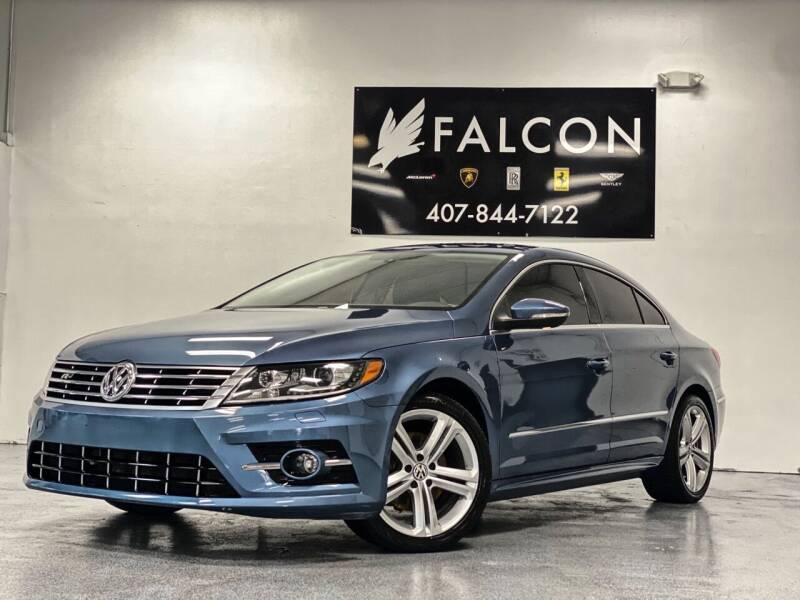 2016 Volkswagen CC for sale at FALCON AUTO BROKERS LLC in Orlando FL