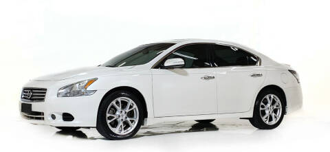 2012 Nissan Maxima for sale at Houston Auto Credit in Houston TX