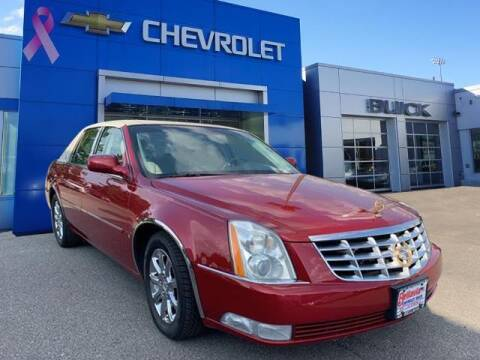2009 Cadillac DTS for sale at Bellavia Motors Chevrolet Buick in East Rutherford NJ