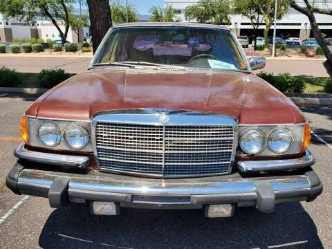 1978 Mercedes-Benz 450-Class for sale at Arizona Auto Resource in Tempe AZ