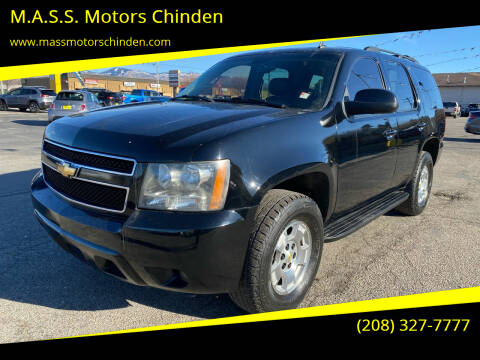 2007 Chevrolet Tahoe for sale at M.A.S.S. Motors Chinden in Garden City ID