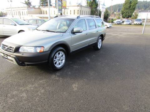 2007 Volvo XC70 for sale at ARISTA CAR COMPANY LLC in Portland OR