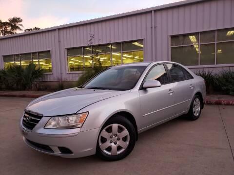 2009 Hyundai Sonata for sale at Houston Auto Preowned in Houston TX