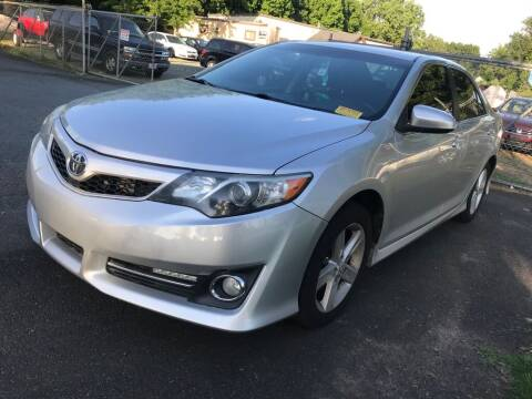 2013 Toyota Camry for sale at Twins Motors in Charlotte NC