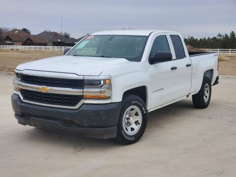 2017 Chevrolet Silverado 1500 for sale at Chihuahua Auto Sales in Perryton TX