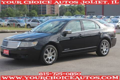 2006 Lincoln Zephyr for sale at Your Choice Autos - Joliet in Joliet IL